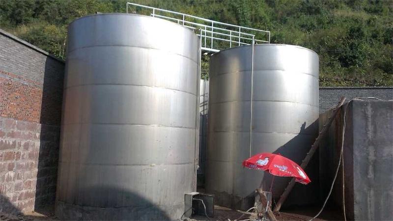 不锈钢储酒罐厂家